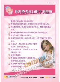妇科标语 妇产科图片 母乳喂养成功的十项措施