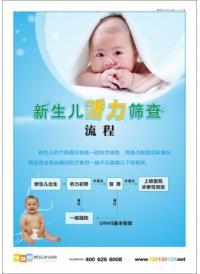 妇儿医院图片 新生儿听力筛查