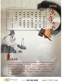 中医文化经典 黄帝内经