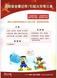 企业消防安全知识 消防安全宣传标语
