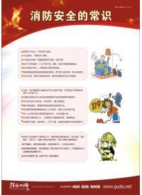 消防常识挂图 消防安全常识