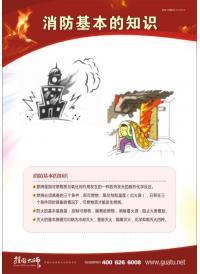 消防安全图片 消防基本的知识