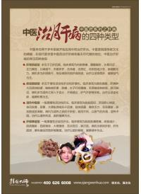 中医宣传图片 中医宣传标语 中医治肝病的四种类型