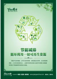 节能减排 循环利用一切可再生资源  节能减排的图片